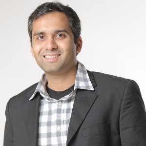 Vijay Ivaturi, PhD, assistant professor at the University of Maryland School of Pharmacy – co-founder of the Health Analytics Collective