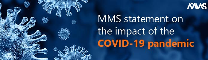 MMS holdings on Covid