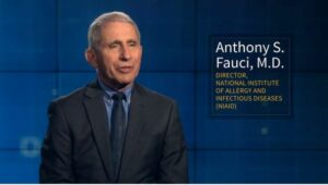 operation warp speed doctor dr. anthony fauci director national institute of allergy and infectious diseases niaid fda covid-19 vaccines treatment services solutions vendors mms holdings