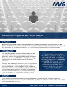rare disease case study
