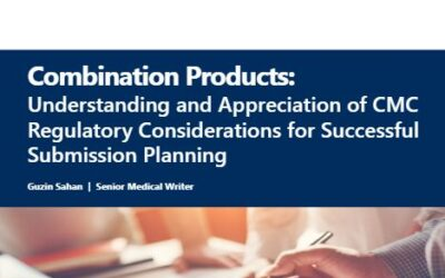 Whitepaper: CMC Regulatory Considerations for Successful Submission Planning